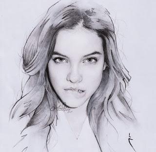rostros-femeninos-dibujados