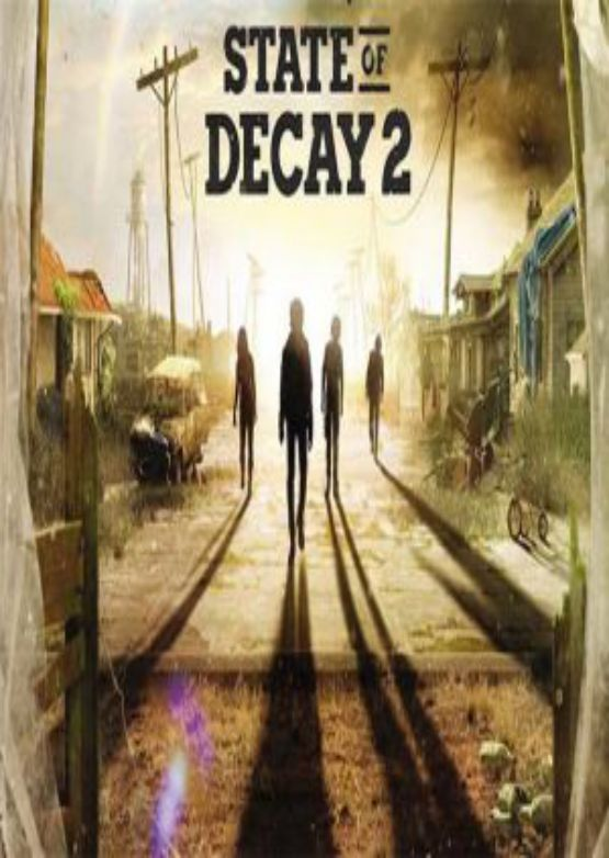 Download State of Decay 2 game for PC