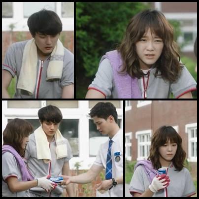 Korean Drama Addicted : Sinopsis School 2017 Episode 3 Part 2