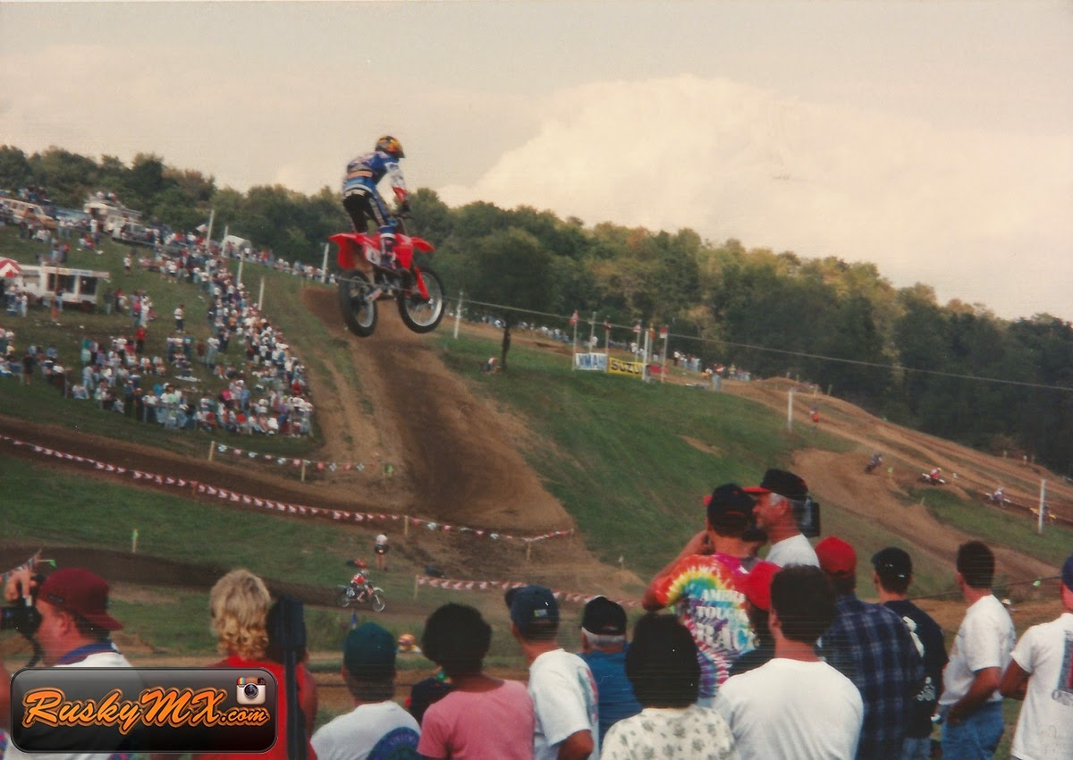 Jeremy McGrath Steel City 1994