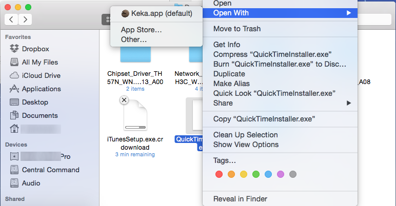 Love/Hate SCCM: Quick and Dirty iTunes/Quicktime Bundle