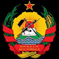 Logo Gambar Lambang Simbol Negara Mozambik PNG JPG ukuran 200 px