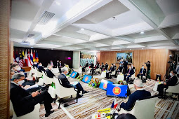ASEAN Leaders Meetin Jakarta, Call for Immediate Stop to Violence in Myanmar