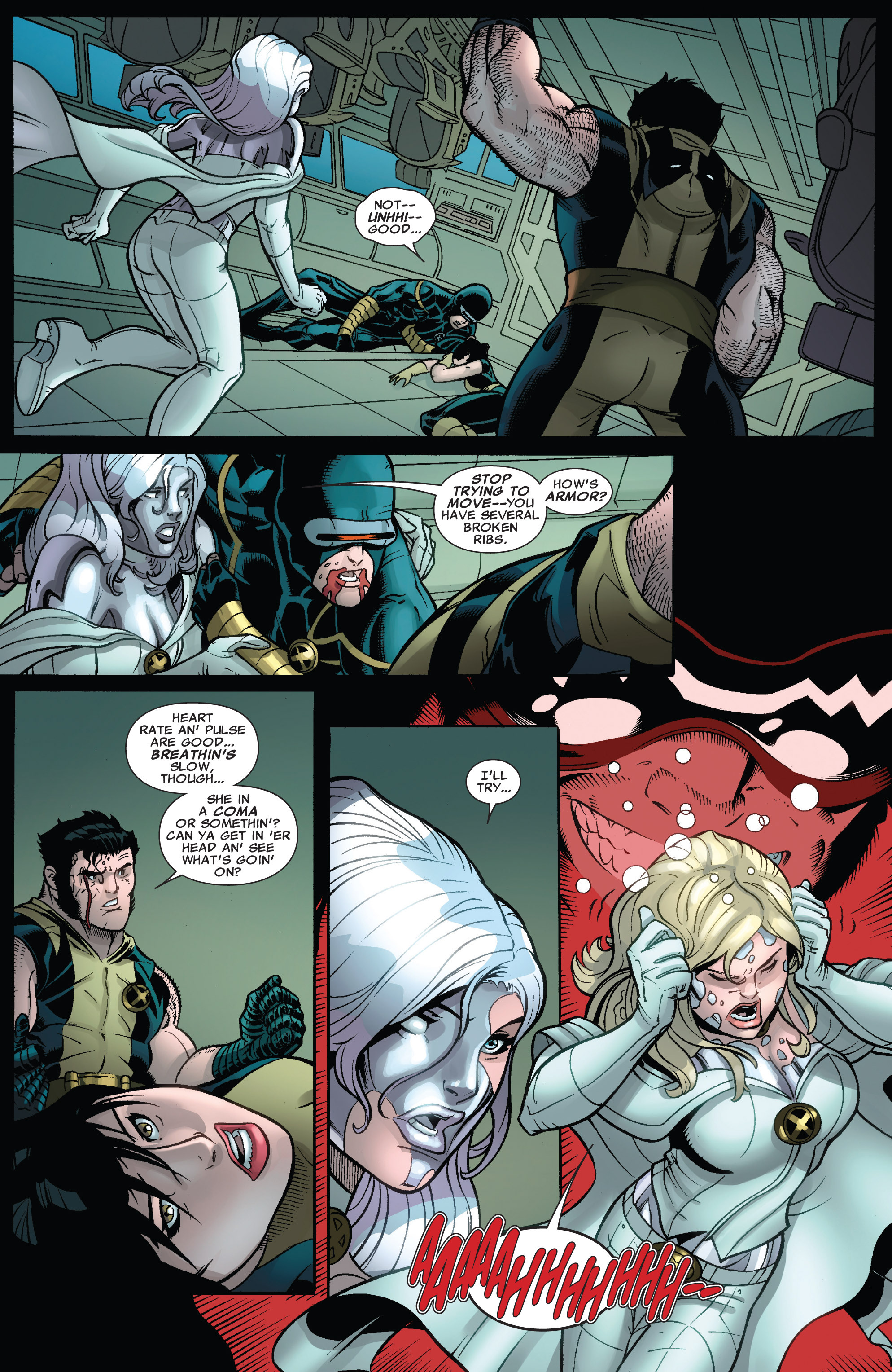 Read online Astonishing X-Men (2004) comic -  Issue #39 - 14