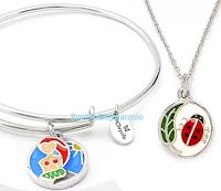 Logo Pochi click e vinci gratis collana Coccinella o bracciale Sirenetta