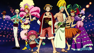 Download One Piece Movie 6: Omatsuri Danshaku to Himitsu no Shima Subtitle Indonesia