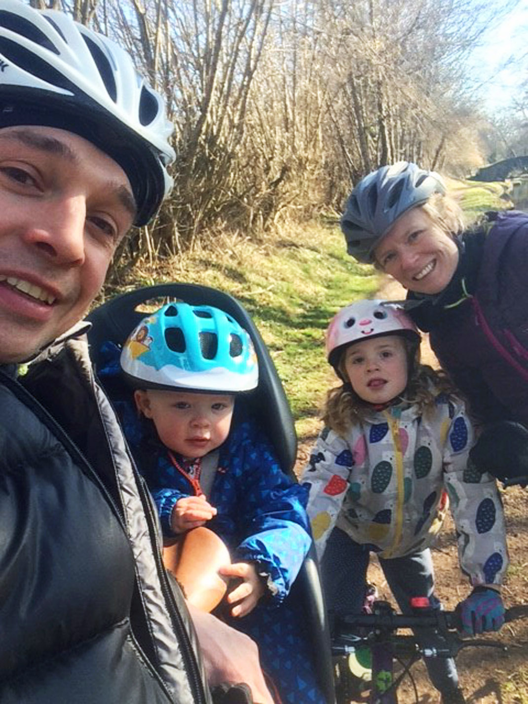 Cycling Holiday Business Dream Comes True For Mid Wales Couple