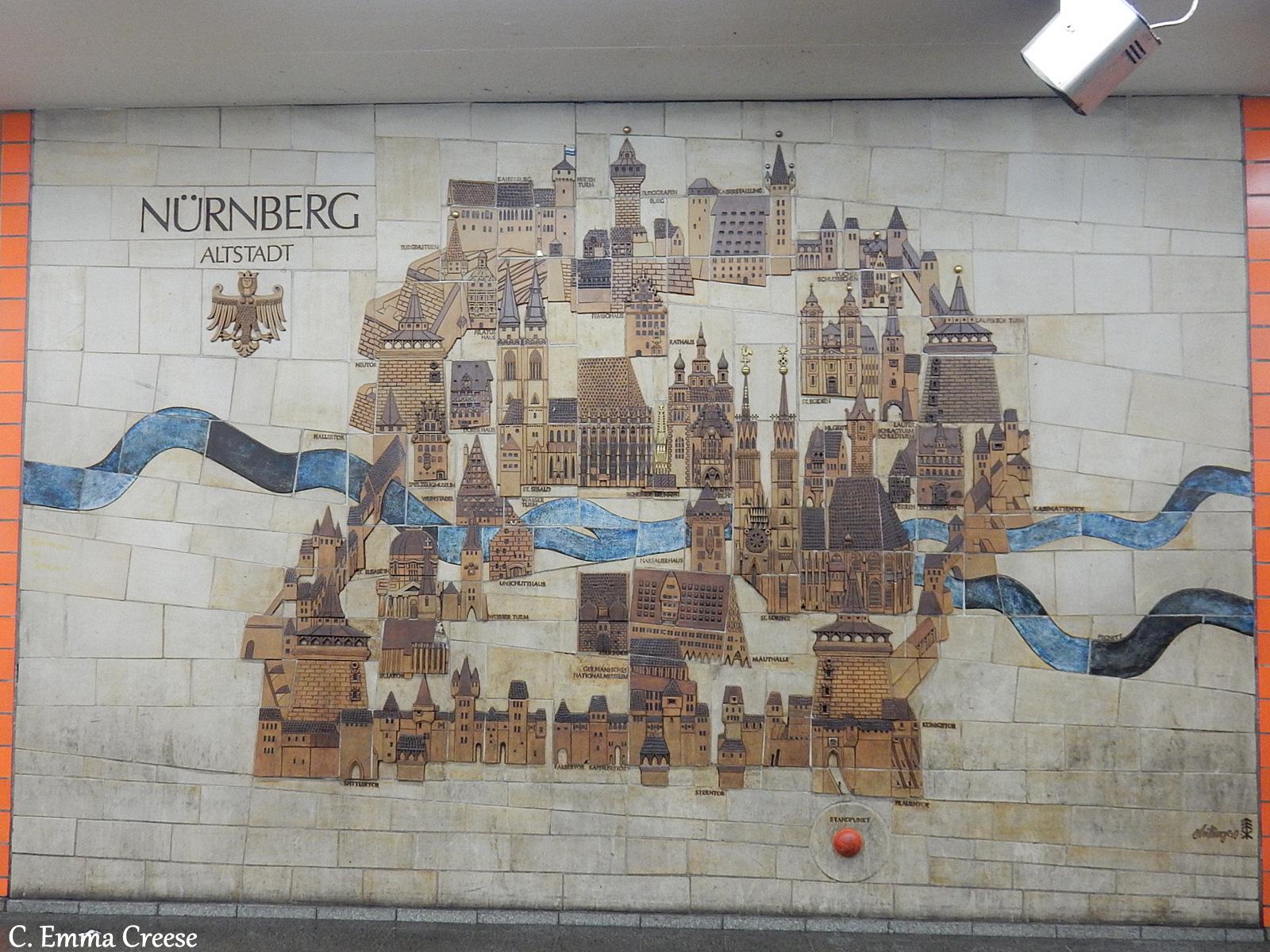 Nuremberg daytripping from Munich