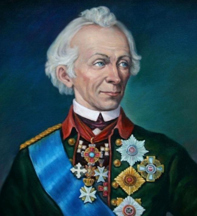Семь войн Александра Суворова