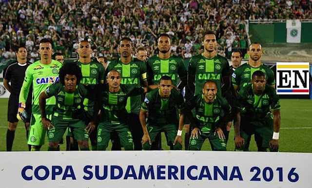chapecoense avion accidente