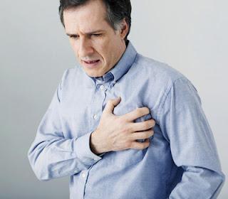 Quatro em cada cinco infartos em homens podem ser evitados.