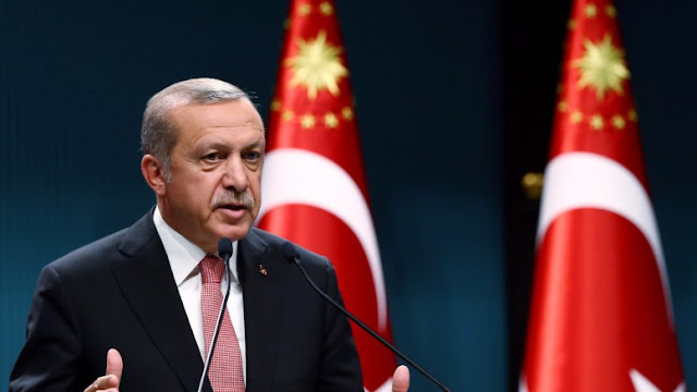 Επίθεση Ερντογάν σε ΕΕ, ΝΑΤΟ και Μέρκελ