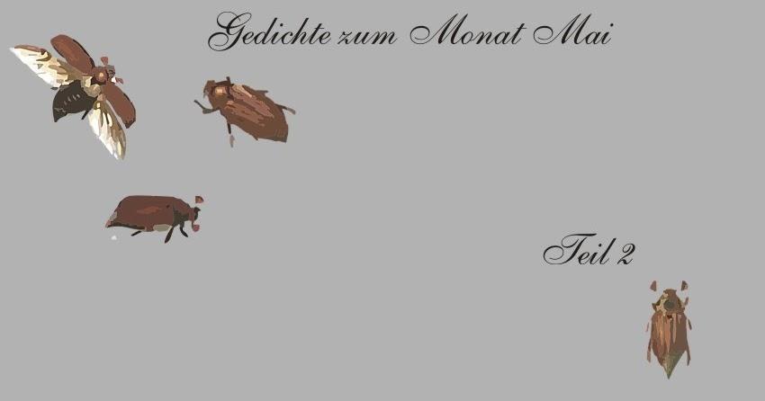 Gedichte Und Zitate Fur Alle Gedichte Zum Thema Mai Maigedichte