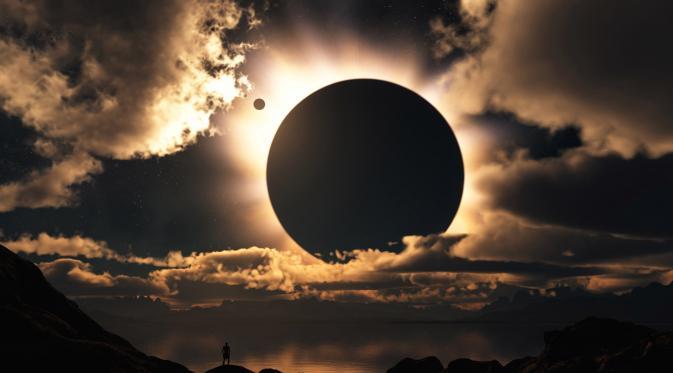 Seperti Matahari Mencinta Bumi