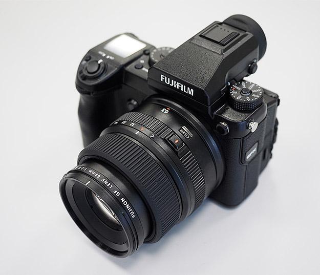 Камера Fujifilm GFX 50S (Imaging Resource)