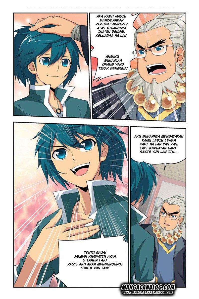 Battle Through Heaven Chapter 09-5