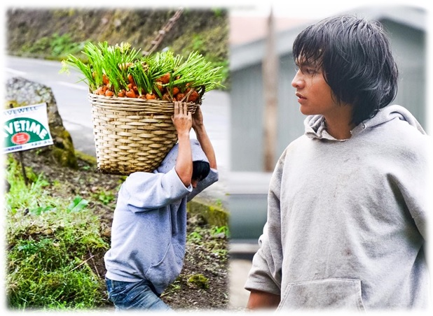 """Carrot man"" from Mt. Province captivates netizens"