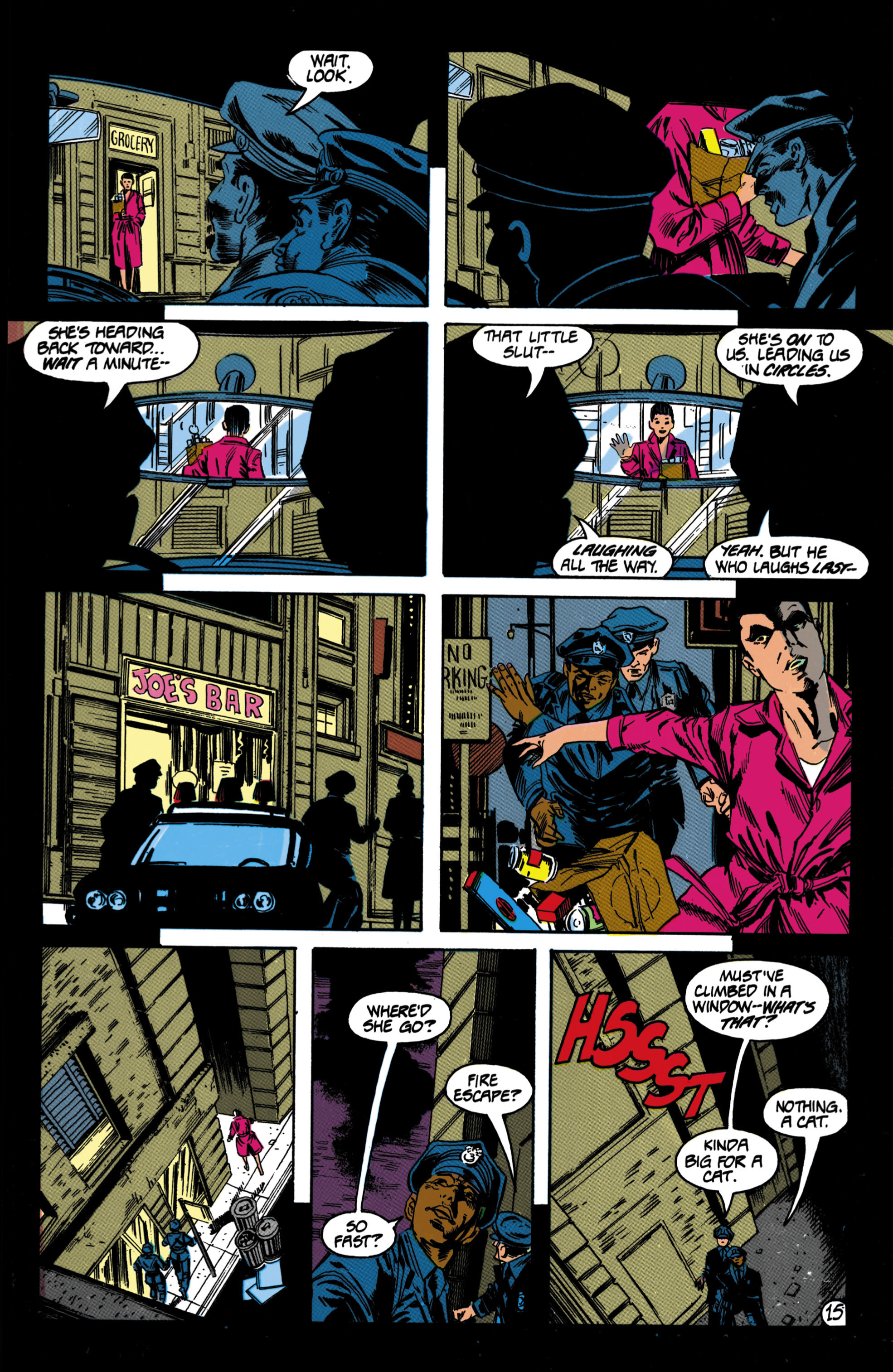 Catwoman (1989) Issue #3 #3 - English 16
