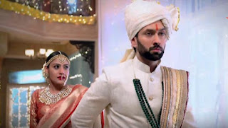 Shocking News in Ishqbaaaz