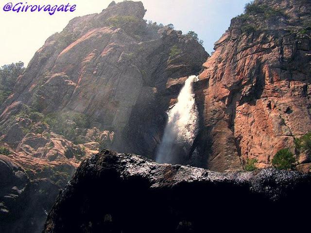 Corsica cascata Piscia Gallo
