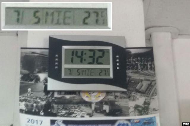 El termómetro marca 27 grados en la comisaría de Barakaldo
