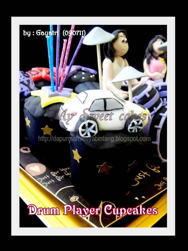 Nama Player Keren : player, keren, Sweet, Cake:, Player, Cupcakes