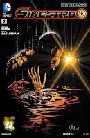 Os Novos 52! Sinestro #2