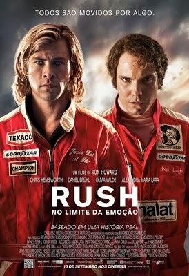 Rush: No Limite da Emoção BDRip Dublado (AVI Dual Áudio)