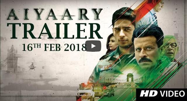 Aiyaary Aiyaary Movie Download Aiyaary Full Movie 480p Hd Mp4