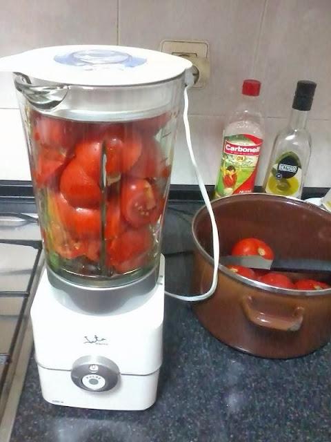 Receita caseira de molho de tomate delicioso