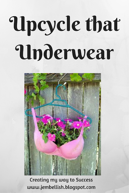 Upcycling Underwear