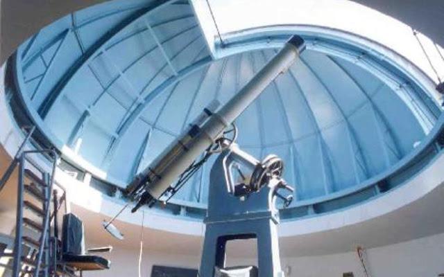 Αστεροσκοπείο στην Ασέα