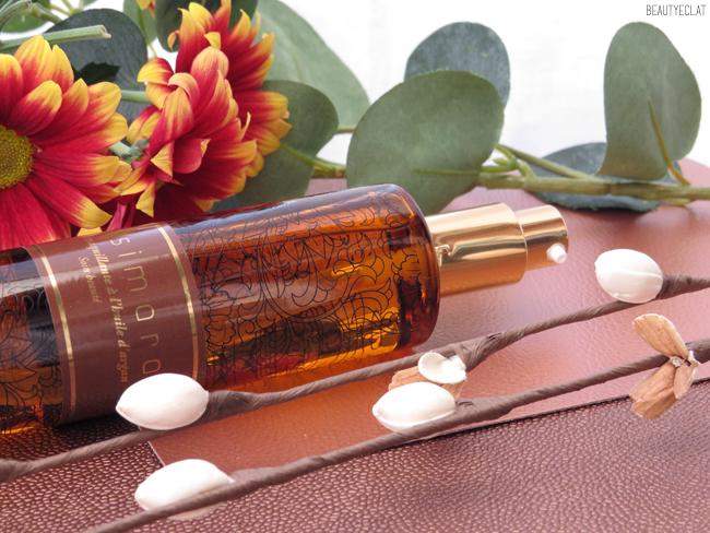 ansimara akeo huile demaquillante spa efficacité