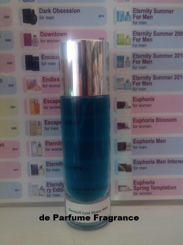 Deparfume Fragrance Bandung Davidoff Coolwater Men