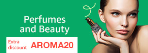 Perfumes and Beauty - Get up to 80% off