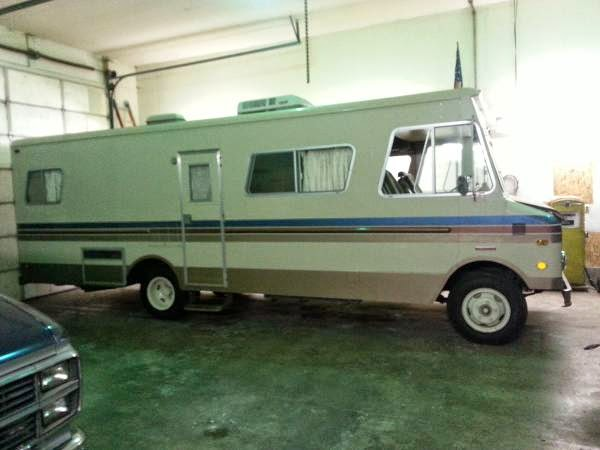 Used Rvs 1973 International Kurbmaster Rv For Sale By Owner