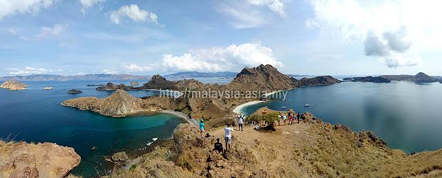Photo of Padar Island