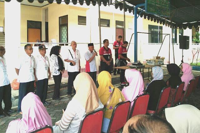 PMI Kab Probolinggo Gelar  Operasi Katarak Gratis