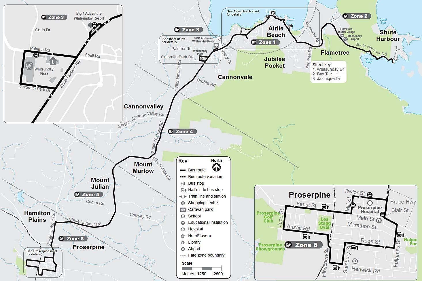 聖靈群島-艾爾利海灘-交通-巴士-公車-地圖-介紹-攻略-費用-路線-教學-接駁-機場-時刻-搭乘-Whitsundays-Airlie-Beach-Bus-Transport