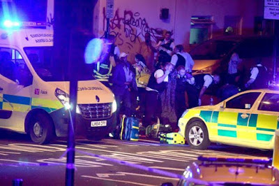 """I'm going to kill all Muslims"" driver of van that ploughed into Muslim worshipers allegedly said"