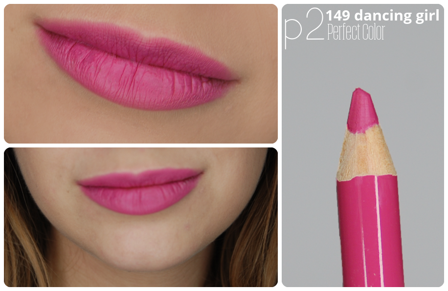lipliner perfect color p2