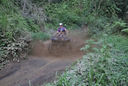 Quad Driving - Bali, Adventure, Activities, Holidays, Attractions