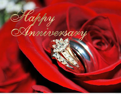 Happy Anniversary For Couples Wishes Image