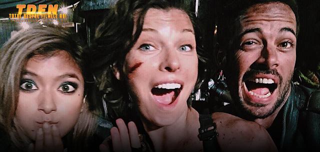 Resident Evil 6: The Final Chapter, primele imagini de pe platourile de filmare