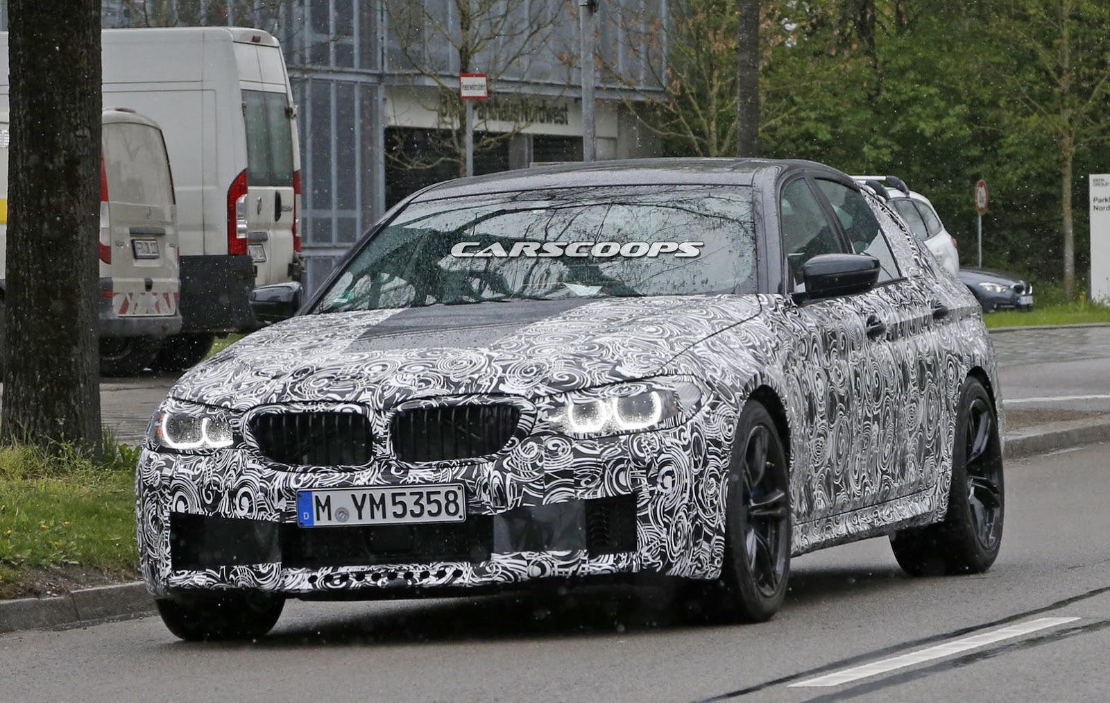 2018 BMW M5 Reveals More Details, Will Definitely Come ...