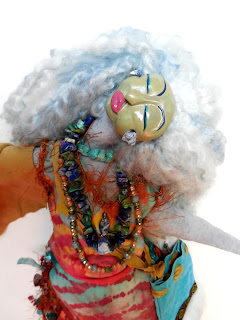 Sage Woman OOAK Spirit Doll Art Doll