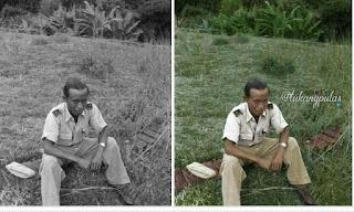 Mayor Achmad Sachdi adalah komandan Batalyon V Brigade 13 Divisi Siliwangi