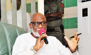 You can't stop me from coming to Ekiti, Akeredolu tells Fayose