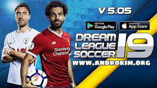 تحميل لعبة Dream League Soccer 2019 مهكرة للاندرويد / رابط تحميل مباشر ميديافير