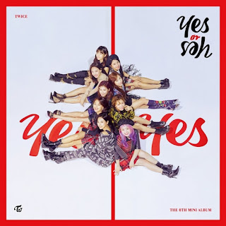 TWICE - YES or YES Albümü